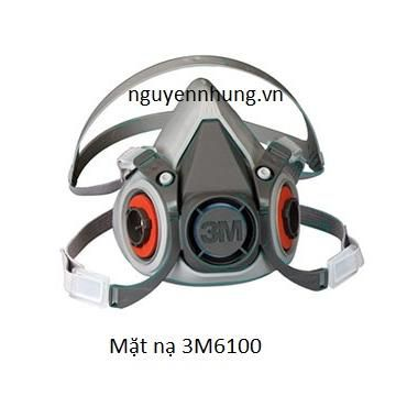 Mặt nạ 3M6100
