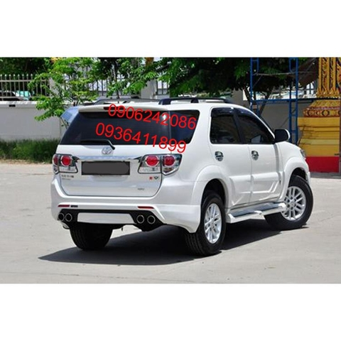 Body kit Fortuner