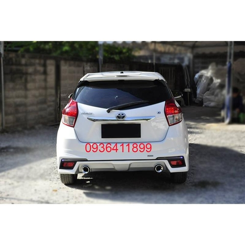 Body Kit Toyota Yaris