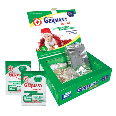 Germany Euro Kid (gói cốm)