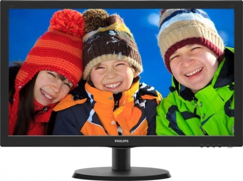 Màn hình LCD 22″ Philips 223V5LB LED Full HD