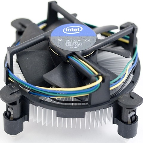 Fan Zin CPU Intel 1155, 1150