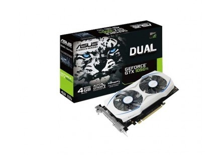 Asus GTX 1050Ti 4GB Dual Fan