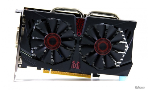 Asus GTX 750Ti 2GB DDR5 128BIT 2FAN