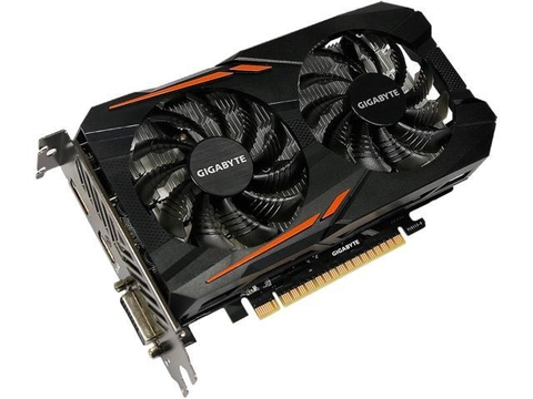 Gigabyte GTX 1050 2GD5 128BIT 2FAN