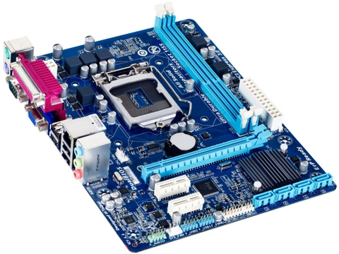 Gigabyte GA - H61M DS2 (Socket 1155)