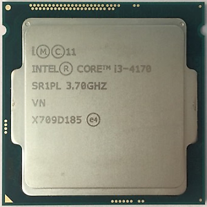 Intel Core i3-4170 (3.7 GHz / 3MB / HD 4400 Graphics  / Socket 1150)