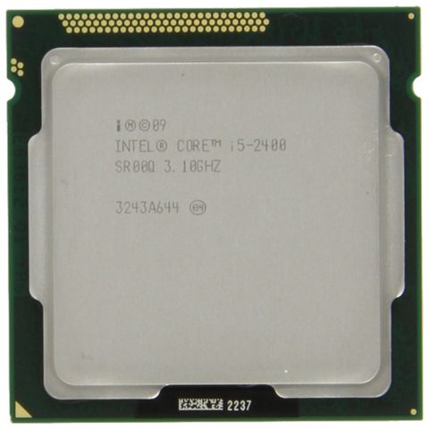 Intel Core i5 2400 (3.10GHz/ 6MB Cache)