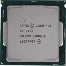 Intel Core i5 7400 (3.0GHz/ 6M Cache/ Socket 1151) Box