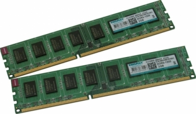 DDR3 – Kingmax – 2GB Bus 1333MHz