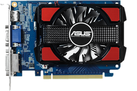 ASUS GT730 2GD3 (Nvidia Geforce GT730 2GD3 128Bit)