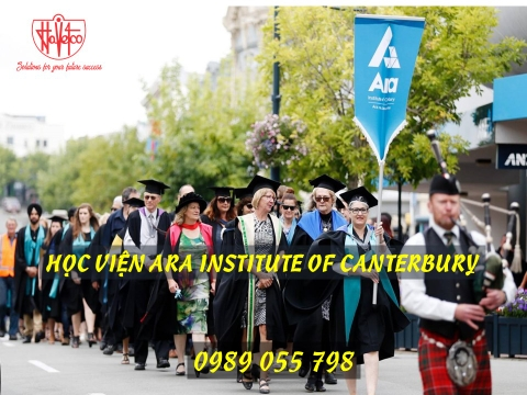HỌC VIỆN ARA INSTITUTE OF CANTERBURY