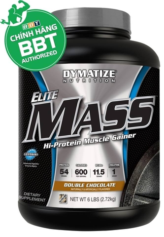 Dymatize Elite Mass Gainer Hộp 2.7kg