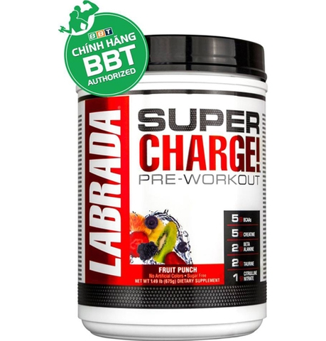 Labrada Super Charge Pre-Workout