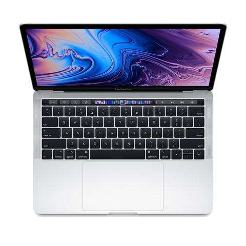 MacBook Pro 2019 13 inch - i5 1.4Ghz | 8GB | 128GB Touch Bar – Silver (MUHQ2)