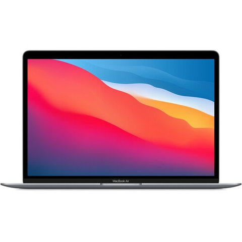 MacBook Air 2020 13 inch Gray (M1-8 Cores/Ram 8GB/SSD 256GB) - MGN63