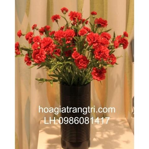 Hoa lụa trang trí cao cấp