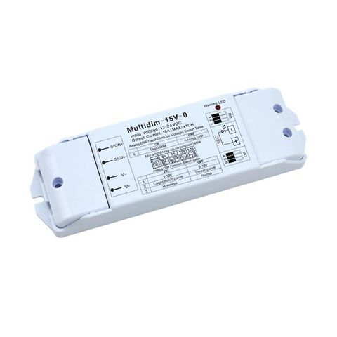 12V 24V DC Dimmable Driver