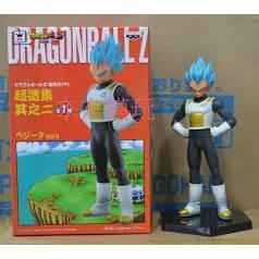 DXF resurrection Vegeta God