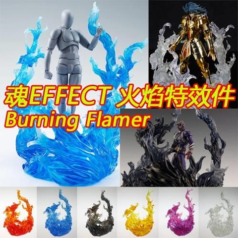 effect lửa trắng ( for SHF )