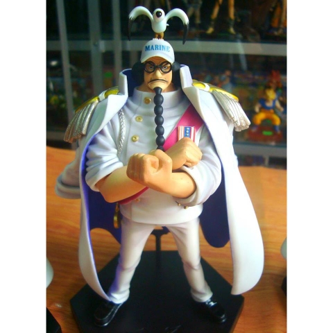 Set One Piece DX 4 đô đốc