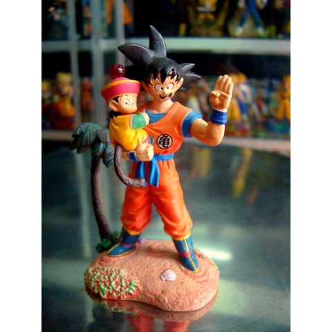 MH Goku and Son