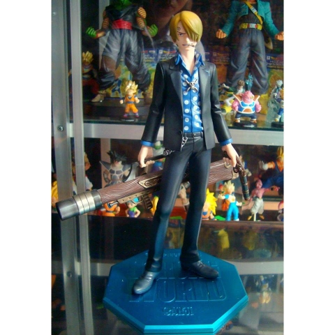 POP Sanji strong  world (2nd)