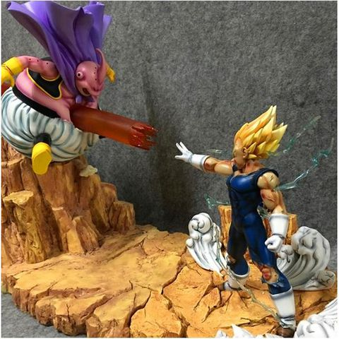 Vegeta vs Buu mập (Rs)