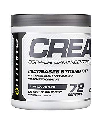 Cellucor Creatine 72 Ser 360 Gram.