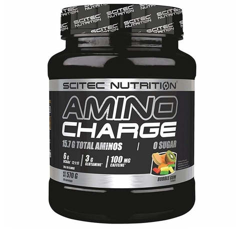 AMINO CHARGE SCITEC 570gr