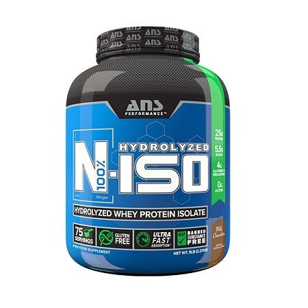 Ans N Iso Hydrolyzed 5 Lbs.