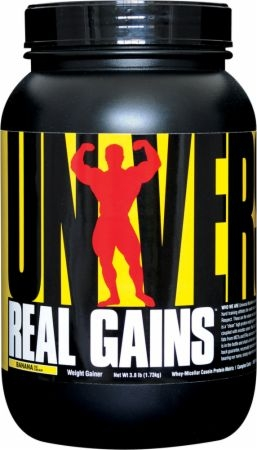 Universal Real Gains Mass 3.8lbs