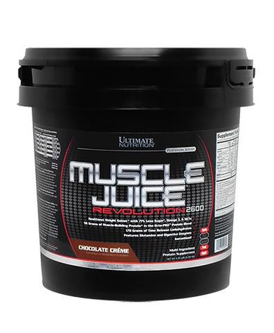 Ultimate Nutrition Muscle Juice 11 Lbs