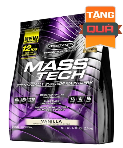 Muscletech Mass Tech 12 Lbs