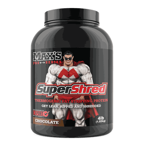 Max's Super Shred 4lbs