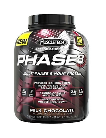 Muscletech Phase8 4.6lbs