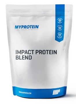 Myprotein Impact whey blend 5.5lbs