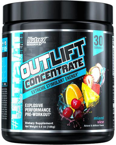 Outlift Concentrate 30 servings