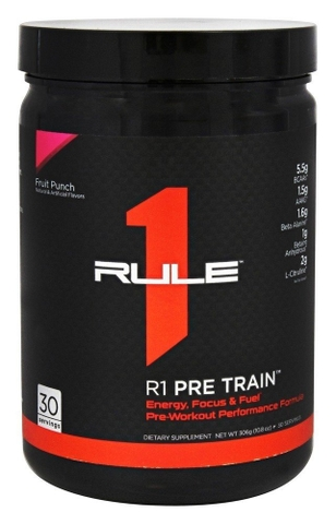 Rule 1 Pre Train 20 ser