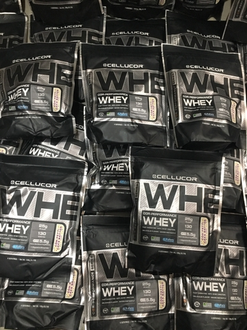 Sample Cellucor Whey cor 4 Lần dùng