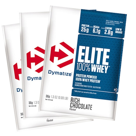 Sample Dymatize Elite Whey 36 Gram (mixed)