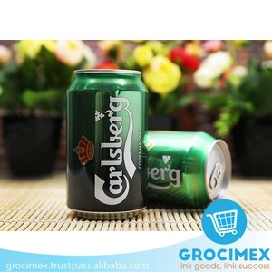 Carlsberg Beer 5% ABV 330ml