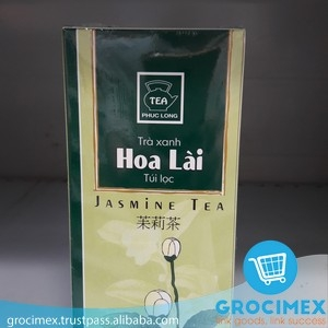 Jasmine Green Tea Bag 25
