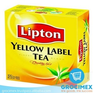 Lipton Tea Bag (Yellow Label)