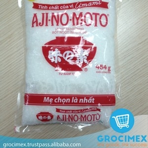 AJI-NO-MOTO Monosodium/unami super - Seasoning 454gr