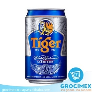 Tiger Beer 5% AVB 330ml