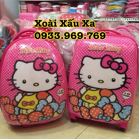 SET VALI KITTY 16