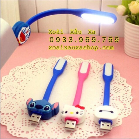 ĐÈN LED USB