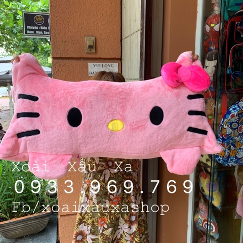 GỐI TỰA HELLO KITTY
