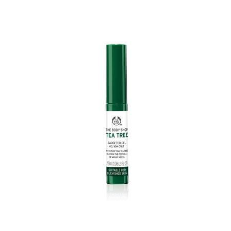 The Body Shop Tea Tree Targeted Gel
